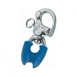 Wichard HR snap shackle with thimble eye...