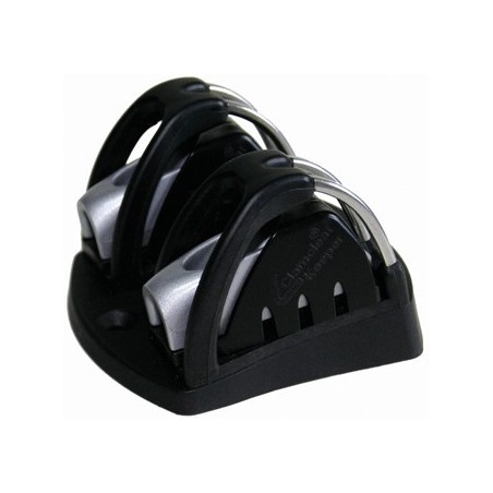 Windesign replica cleat plate with clamcleats