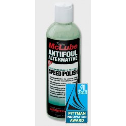 McLube Antifoul alternative speed polish...