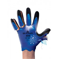 Showa dry grip glove 306