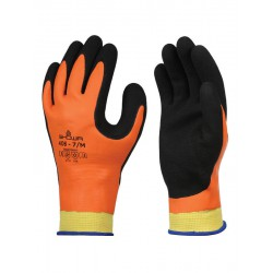 Showa dry warm grip glove 406