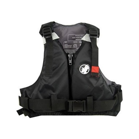 Rooster Black Diamond Buoyancy Aid - Zip Front, Junior