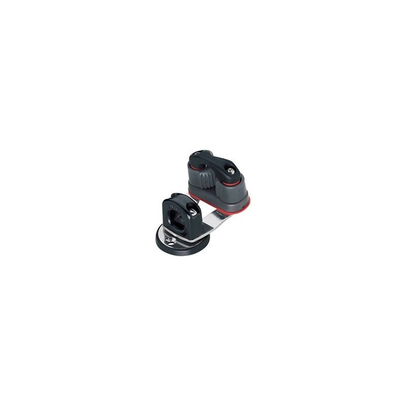Harken H241 Bullseye swivel base/365 Carbo-Cam®