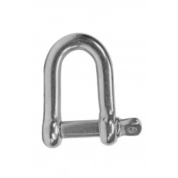 4mm twisted shackle L:30mm W:8mm